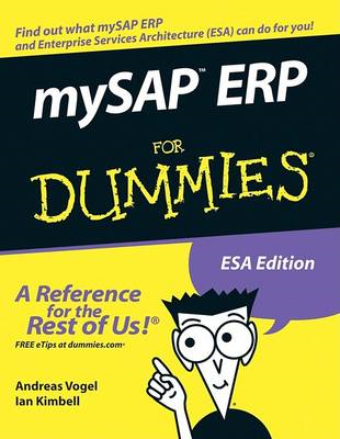 MySAP ERP For Dummies (BOK)