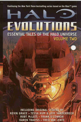 Halo: Evolutions (BOK)