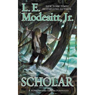 Scholar: A Novel in the Imager Portfolia (BOK)