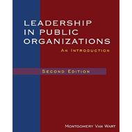 Leadership in Public Organizations: An Introduction (BOK)