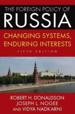 Foreign Policy of Russia (BOK)