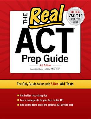 The Real ACT, 3rd Edition (BOK)