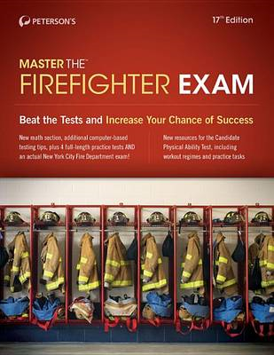 Master the Firefighter Exam (BOK)