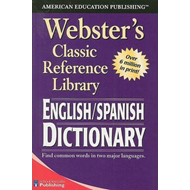 Webster's English/Spanish Dictionary (BOK)