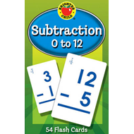 Subtraction 0 to 12 (BOK)