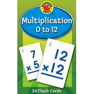 Multiplication 0 to 12 (BOK)