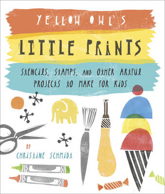 Yellow Owl's Little Prints (BOK)