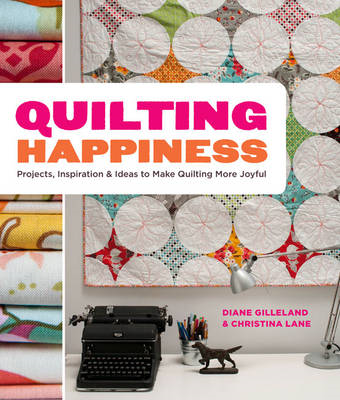 Quilting Happiness (BOK)