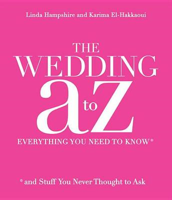 Wedding A to Z (BOK)