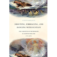 Shouting, Embracing, and Dancing with Ecstasy (BOK)