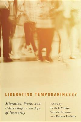 Liberating Temporariness? (BOK)