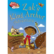Zak's King Arthur Adventure (BOK)