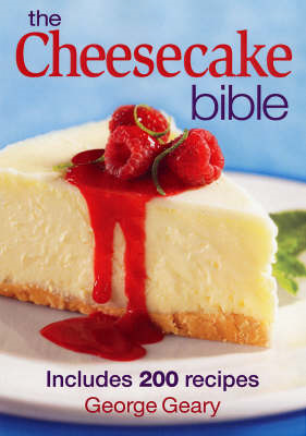 Cheesecake Bible (BOK)