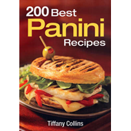 200 Best Panini Recipes (BOK)