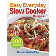 Easy Everyday Slow Cooker Recipes (BOK)