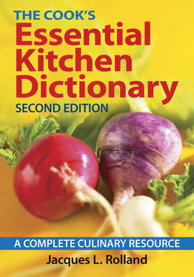 Cook's Essential Kitchen Dictionary (BOK)