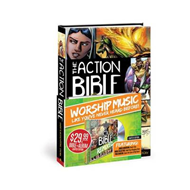 The Action Bible: God's Redemptive Story (BOK)