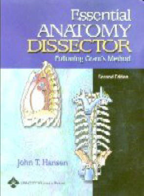 Essential Anatomy Dissector: Following Grant's Method (BOK)