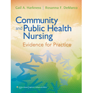 Community and Public Health Nursing: Evidence for Practice (BOK)