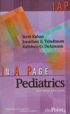In A Page Pediatrics (BOK)
