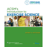 ACSM's Introduction to Exercise Science (BOK)
