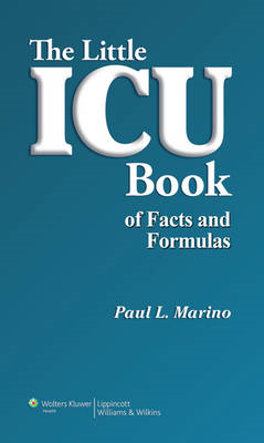 Little ICU Book Facts and Formulas (BOK)