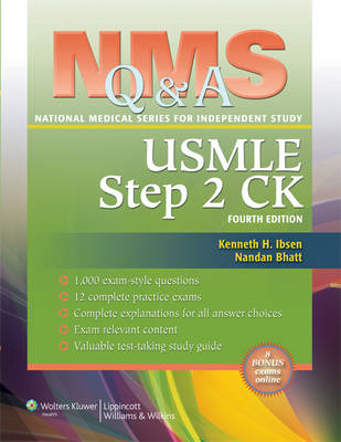 NMS Q&A Review for USMLE Step 2 CK (BOK)