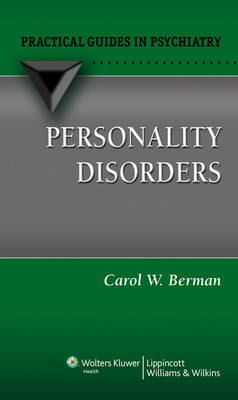 Personality Disorders (BOK)
