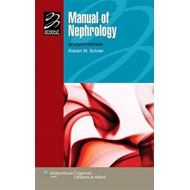 Manual of Nephrology: Diagnosis and Therapy (BOK)