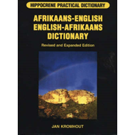 Afrikaans-English / English-Afrikaans Practical Dictionary (BOK)