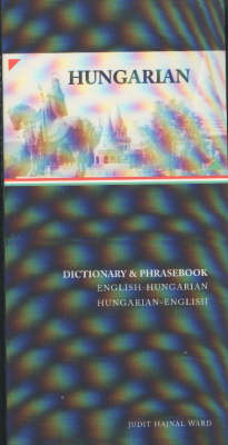 Hungarian-English/English-Hungarian Dictionary and Phraseboo (BOK)