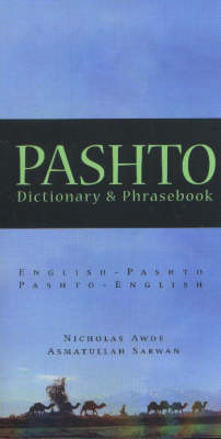 Pashto-English/English-Pashto Dictionary and Phrasebook (BOK)