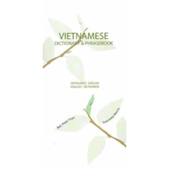 Vietnamese-English Dictionary and Phrasebook (BOK)