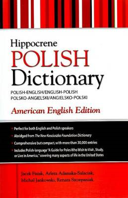 Polish-English/English-Polish Dictionary (BOK)