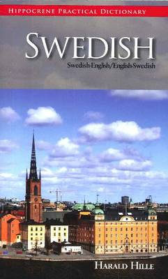 Swedish-English/ English-Swedish Practical Dictionary (BOK)