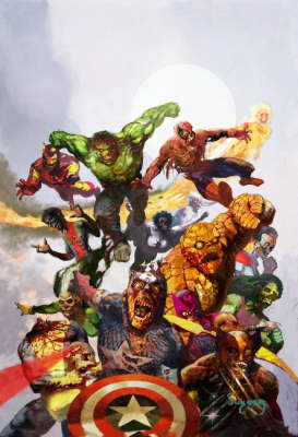 Marvel Zombies (BOK)