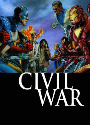Civil War: Book 1: Front Line (BOK)