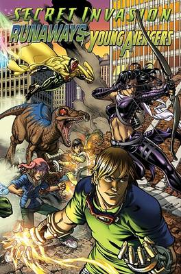 Secret Invasion: Runaways Young Avengers (BOK)
