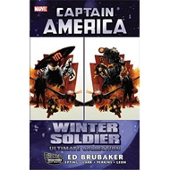 Produktbilde for Winter Soldier Ultimate Collection (BOK)