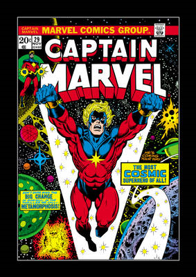 Essential Captain Marvel: v. 2 (BOK)