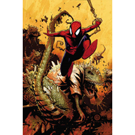 Spiderman: the Gauntlet: Lizard (BOK)