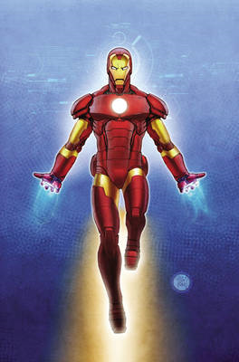 Iron Man: War of the Iron Men (BOK)