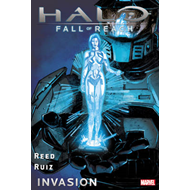Halo: Fall of Reach: Invasion (BOK)