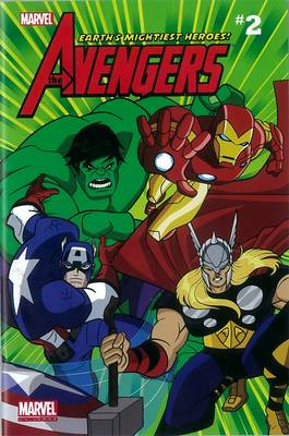 Marvel Universe Avengers: Vol. 2: Earth's Mightiest Heroes Comic Readers (BOK)