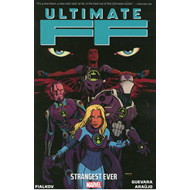 Ultimate FF: Strangest Ever (BOK)