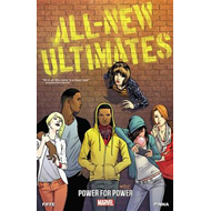 All-New Ultimates Volume 1: Power for Power (BOK)