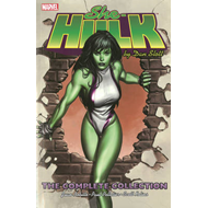 She-Hulk by Dan Slott: the Complete Collection: Volume 1 (BOK)