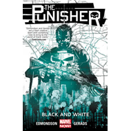 Punisher, The Volume 1: Black And White (BOK)