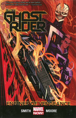 All-new Ghost Rider Volume 1: Engines Of Vengeance (BOK)