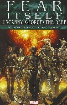 Fear Itself: Uncanny X-Force/the Deep (BOK)